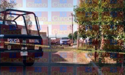 ¡Hallaron a dos hombres ejecutados dentro de una camioneta en Lagos de Moreno!
