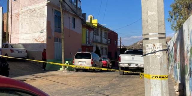 ¡Sicario ejecutó a un hombre en Zacatecas y fue detenido por la METROPOL!