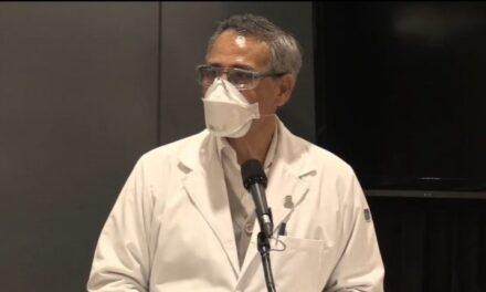 ¡Avanza vacunación en el sector de salud público y privado: Miguel Ángel Piza Jiménez!