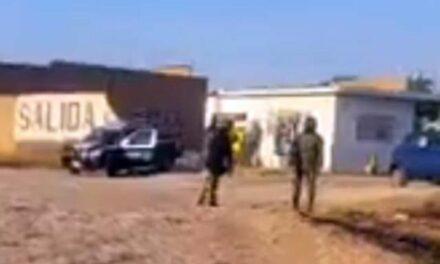 ¡Ejecutaron a un civil e hirieron a un policía de Investigación en la zona de tolerancia de Fresnillo!