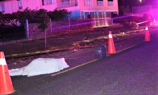¡Volcadura de camioneta en Calvillo, Aguascalientes, dejó 1 muerto y 2 lesionados!
