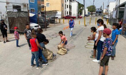 ¡Ofrecen Delegaciones Municipales actividades para niñas y niños!