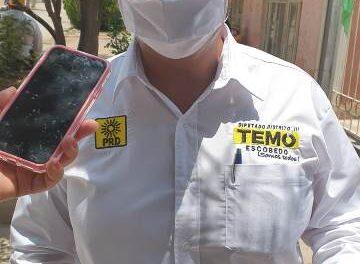 ¡Apoyos a todos los productores agropecuarios por igual propone Temo Escobedo!
