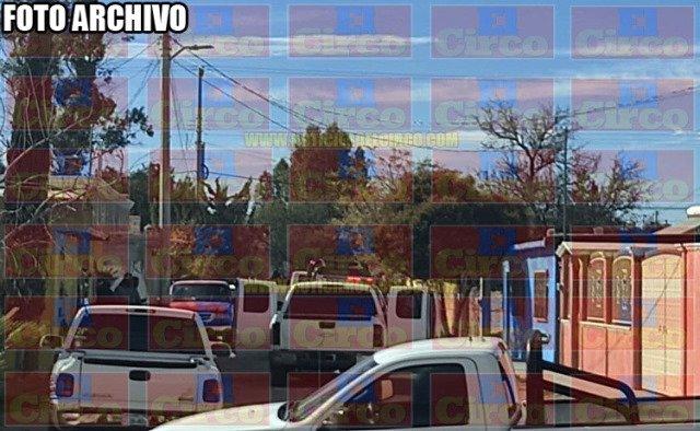 ¡Ataque armado en una carpintería en Guadalupe dejó 1 ejecutado y 1 lesionado grave!