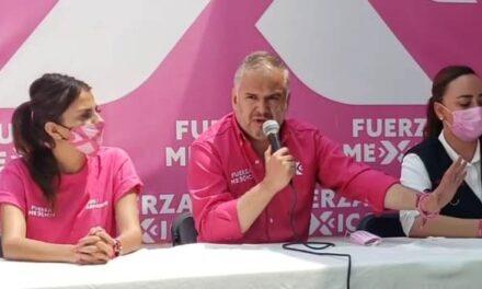 ¡Fuerza por México no declina a favor de nadie, Luis Armando y el resto de los candidatos tendrán buenos resultados el 6 de junio: Ricardo Heredia Duarte!