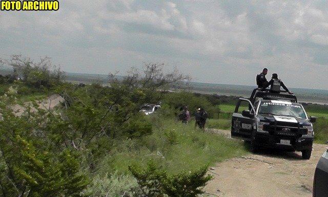 ¡A pie de carretera hallaron a hombre ejecutado en Zacatecas!