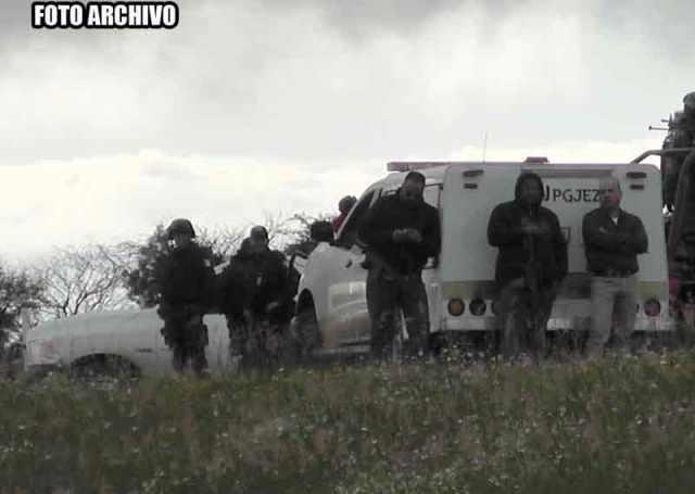 ¡Hallaron a 2 hombres ejecutados en Villanueva, Zacatecas!