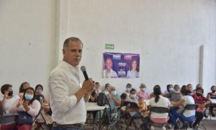 """¡Con """"Médico en tu comunidad"""" Toño Arámbula acercará salud básica a la población!"""