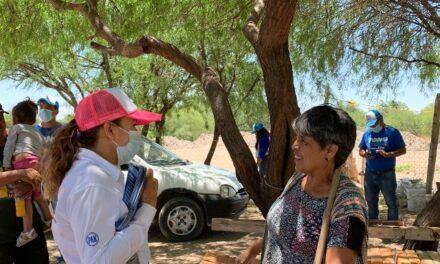 ¡Laura Ponce será una aliada para impulsar los mejores proyectos en Jesús María!