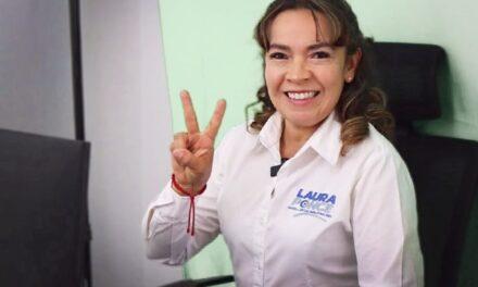 ¡Gana Laura Ponce debate organizado por el IEE con candidatos del Distrito 7!