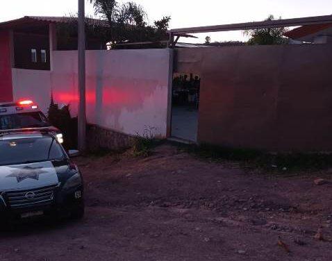 ¡Tragedia en convivio familiar en Aguascalientes: adulto mayor murió ahogado en una alberca!
