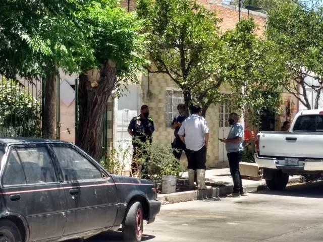 ¡Joven murió electrocutado al reparar un horno de microondas en Aguascalientes!