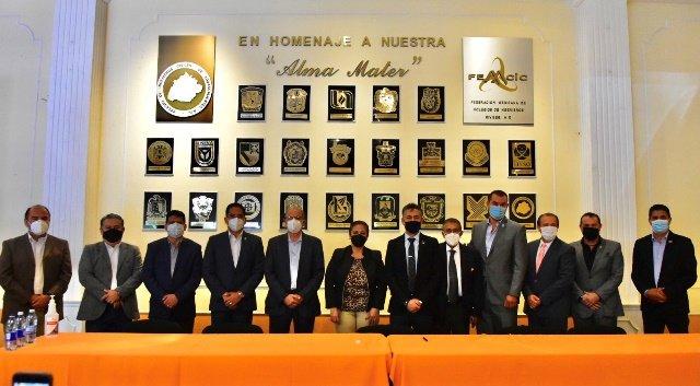 ¡Municipio de Aguascalientes renueva alianza con el sector de la construcción!