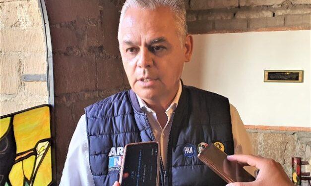 ¡Por falta de apoyos campesinos están abandonado sus tierras: Noel Mata Atilano!