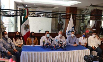 ¡Cambio de candidatos no afectará a Acción Nacional el día de la elección: Gustavo Báez Leos!