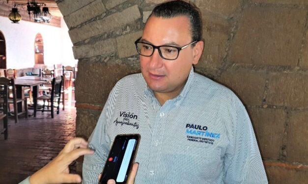 ¡Deficientes servicios de salud orillan a la población a pagar consultas y medicamentos de bajo costo: Paulo Martínez López!
