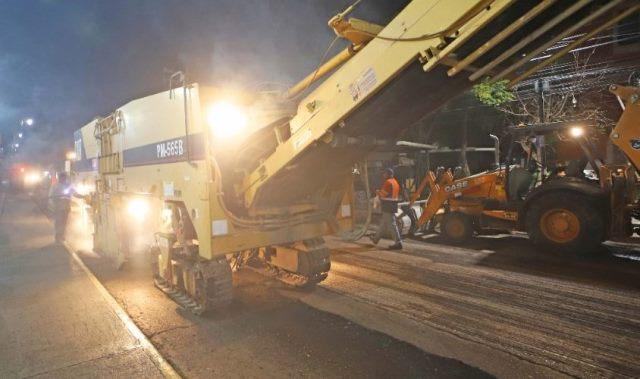 ¡Pide Municipio tomar precauciones por obras de sobrecarpeta asfáltica en Primer Anillo Poniente!