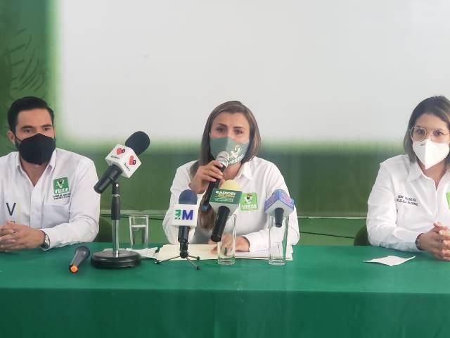 ¡Saraí Ornelas Álvarez propone creación del Instituto del Agua para correr a VEOLIA del municipio!