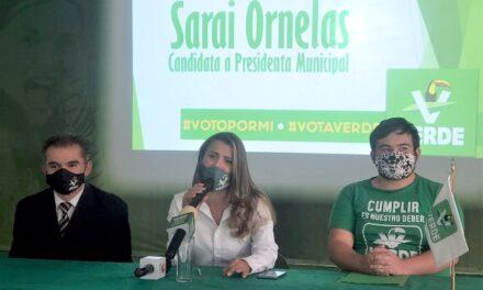 ¡Si Arturo Ávila no tiene respeto por los candidatos, tampoco tendrá respeto por los ciudadanos: Saraí Ornelas!