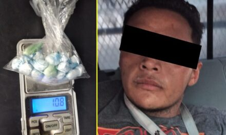 ¡Presunto distribuidor de droga que se desempeñaba como taxista fue detenido por la SSPE!