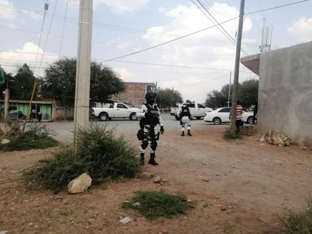 ¡Ejecutaron a dos hombres mientras tomaban cervezas en La Zacatecana, Guadalupe!