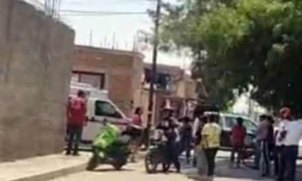 ¡Ejecutaron a un hombre dentro de su casa en la colonia González Ortega en Fresnillo!