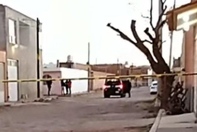 ¡De 9 balazos ejecutaron a un hombre en La Joya, en Fresnillo!