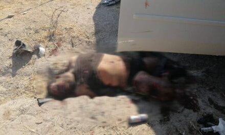 ¡Enfrentamiento entre grupos rivales dejó 1 muerto en Teocaltiche!
