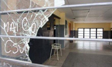 ¡Vandalismo, reparación y mantenimiento de escuelas costará 13 millones de pesos: Ulises Reyes Esparza!