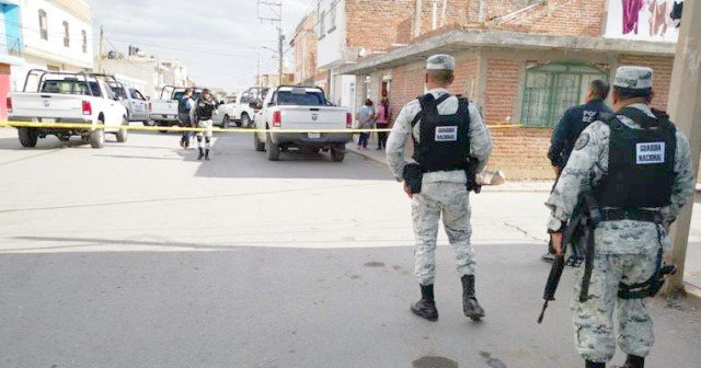 ¡4 sicarios ejecutaron a un joven en La Zacatecana, Guadalupe!