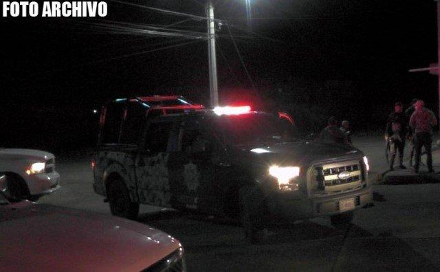 ¡Ejecutaron a 4 hombres en 2 agresiones en la comunidad El Salto, Fresnillo!