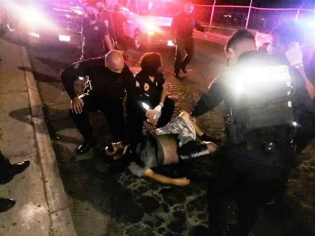 ¡Detuvieron al sujeto que asesinó a un hombre a balazos por un incidente vial en Aguascalientes!