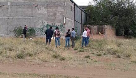 ¡Hallaron a un hombre ejecutado con una bolsa en la cabeza en Aguascalientes!