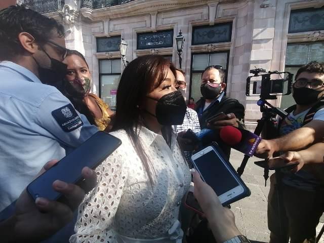¡El CEN del PRI dejó solos a los candidatos que salieron a jugársela en la pasada campaña, acusa Elsa Landín Olivares!