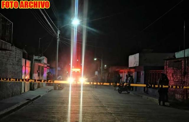 ¡Ejecutaron a un hombre en un domicilio de la colonia Centro en Enrique Estrada!