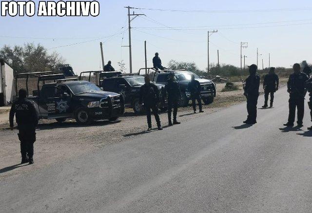 ¡Enfrentamiento entre civiles armados dejó un lesionado en Villa de Cos!