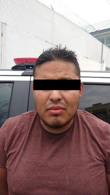 """¡Capturaron a distribuidor de narcóticos con 112 envoltorios de """"crystal"""" en Aguascalientes!"""