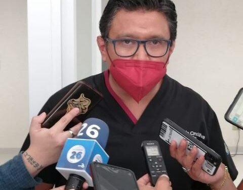 ¡Daño emocional presente en el 80 por ciento de enfermos de COVID: Ricardo Cruz Silva!