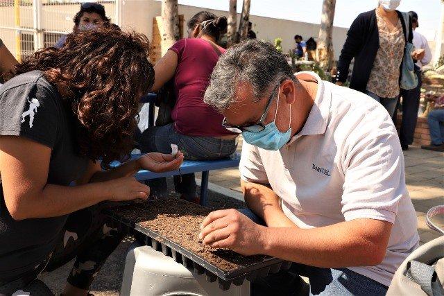 ¡Ofrecieron en Jesús María talleres para conmemorar el Día del Medio Ambiente!