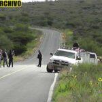 ¡A un costado de la carretera hallaron a hombre ejecutado en Pánfilo Natera!