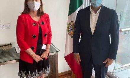 ¡Expone Martín Orozco acciones para fortalecer desarrollo económico de Aguascalientes!