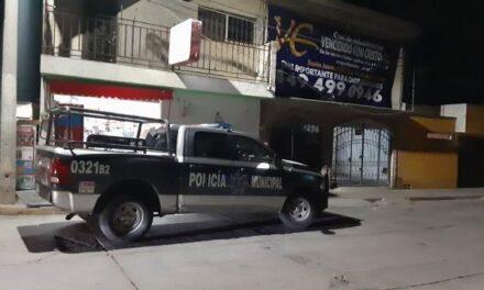 ¡Interno murió en un anexo en Aguascalientes!