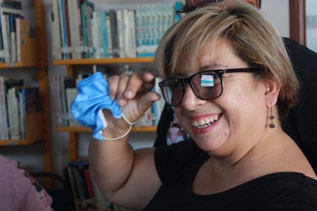 ¡Municipio de Aguascalientes llevó lentes graduados a habitantes de la Delegación Salto de los Salado!