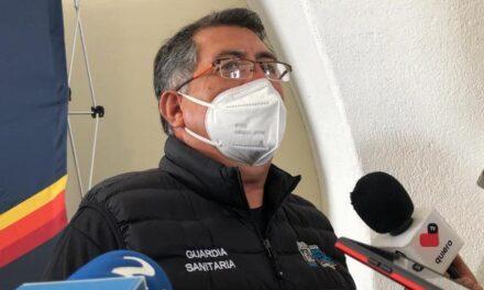 ¡Guardia Sanitaria lista para supervisar las casillas y los salones de clases: Octavio Jiménez Macías!