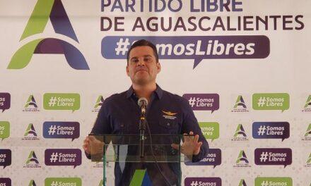 ¡Los 10 mil votos obtenidos por Partido Libre no fueron comprados, lamentan perder el registro: Vicente Pérez Almanza!