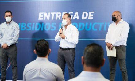 ¡Pequeñas empresas un gran motor de la economía y el empleo: MOS!