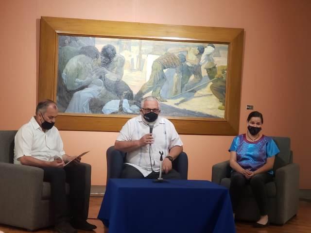 ¡Anuncian programa de actividades para conmemorar centenario luctuoso de Ramón López Velarde!