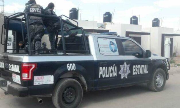 ¡Dos sujetos armados atacaron a elementos de la PEP en Guadalupe y fueron detenidos!