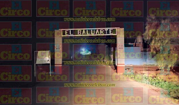 ¡Balearon un domicilio en la comunidad El Baluarte, en Fresnillo!