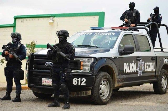 ¡PEP y METROPOL detienen en Fresnillo y Valparaíso a tres personas por probable homicidio!